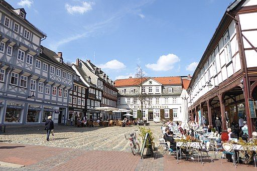 Schuhhof goslar hirschapothek