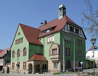 Schwaigern - Schwaigern town hall