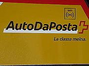 Schweizer Postauto Wifi
