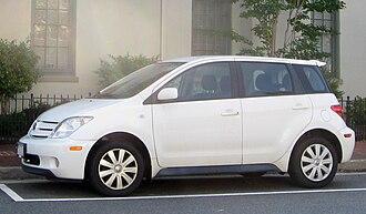 Scion (automobile) - Scion xA