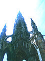 Scott Monument in Edinburgh, Scotland.jpg