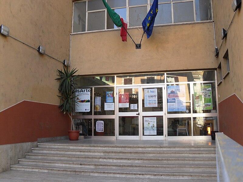 Edilizia scolastica - Photo credit: Alessandro Antonelli