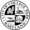 Lambang resmi College Park, Maryland