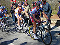 Sebastian Lang - Maarten Tjallingii - Yuriy Krivtsov, 2009 Milan – San Remo.jpg
