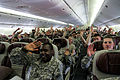 Second flight of JFC-UA service members redeploy 150106-A-YF937-917.jpg