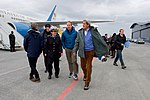Secretary Kerry Walks With Norwegian Foreign Minister Brende Upon Their Arrival at Svalbard Airport in Norway (27428059010).jpg