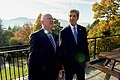 Secretary Kerry and Irish Foreign Minister Flanagan View the Scenery in Tipperary Following Their Meeting (30571621261).jpg