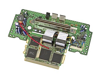 32X - Twin Hitachi's 32-bit SH2 chips power the 32X