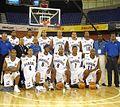 Selección Nacional Mayor de Baloncesto de Panamá - Pre-Mundial - 2005.jpg