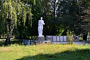 Selets Turiiskyi Volynska-monument to the countryman&partisans-general view.jpg