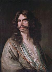 Self portrait, by Johann Heinrich Roos.jpg