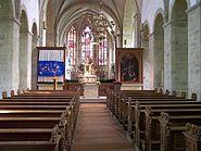 Selm Schloss Cappenberg Stiftskirche Innen