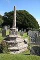 Selworthy, churchyard cross - geograph.org.uk - 547727.jpg