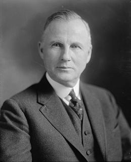 Ralph H. Cameron Republican U.S. Senator from Arizona