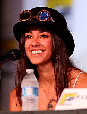 The Legend of Korra - Seychelle Gabriel