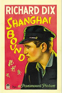 <i>Shanghai Bound</i> 1927 film