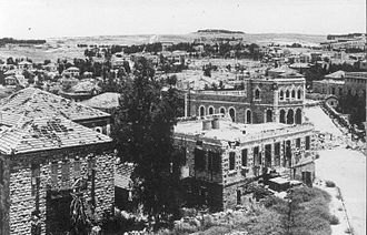 Sheikh Jarrah - Sheikh Jarrah after Operation Yevusi