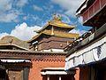 Shigatse or Rikaze , Tashilhunpo Monastery - panoramio (8).jpg