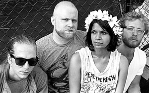 Shilpa Ray - Shilpa Ray And Her Happy Hookers