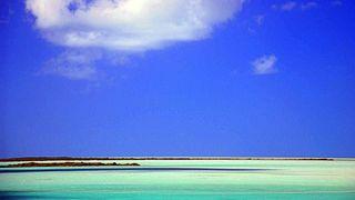 North Caicos island of the Turks and Caicos Islands