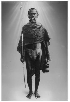 Vasudevanand Saraswati - Image: Shri Vasudevanand Saraswati (Tembe Swami) Maharaj