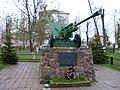 Shumilino Monument to Soldiers-gunners.JPG