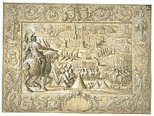 Belagerung von Metz (Quelle: Wikimedia)