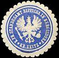 Siegelmarke Königlich Preussisches Standesamt Rippicha in Bergisdorf - Kreis Zeitz W0259989.jpg
