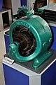Siemens Brothers - DC Generator - Electricity Gallery - BITM - Kolkata 2015-05-09 6509.JPG