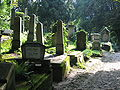 Sighisoara old German cemetery.JPG