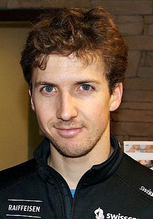 Simon Ammann - Ammann in 2011