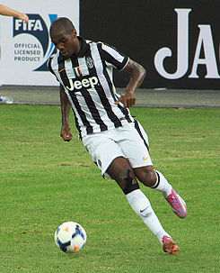 Singapore Selection vs Juventus - 2014 - Angelo Ogbonna.jpg