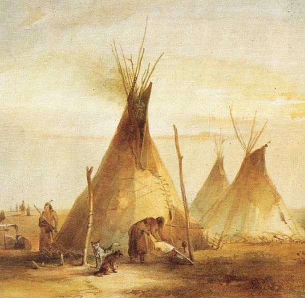 Archivo:Sioux tipis.jpg
