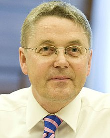 Sir Jeremy Heywood at the Civil Service Board meeting, January 2015