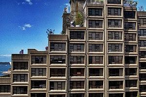 Sirius building - Sirius facade