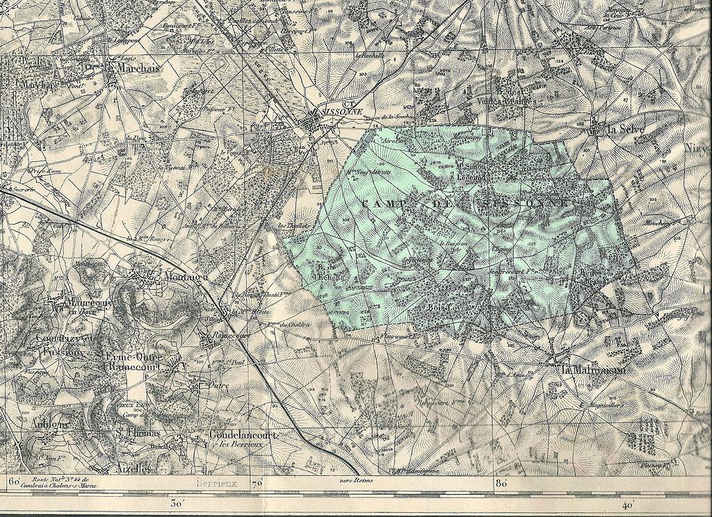 File sissonne fr 02 camp militaire en 1912 carte d 39 tat for Sissonne 02