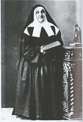 Marie Therese Vauzou - Image: Sister Marie Therese