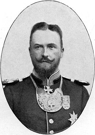Princess Alexandra of Anhalt - Alexandra's husband, Prince Sizzo