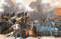 Skirmish of Polish scythemen with Russian Cavalery in 1831.PNG
