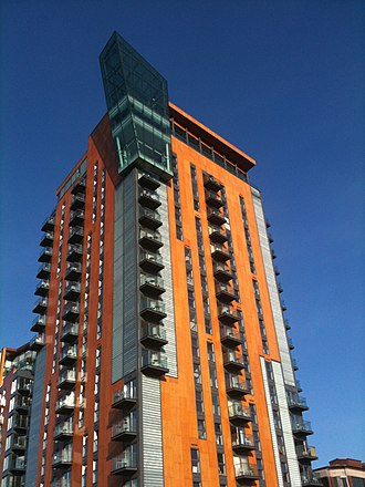 West Properties - Skyline Central, Manchester City Centre