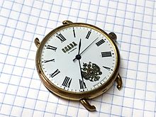 slava watches wikipedia Manual Wind Up Watches Mechanical Manual Wind Watches