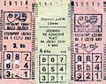 Slovak and Czech transport tickets - entwerter type 1993 and 1994 - Flickr - sludgegulper.jpg