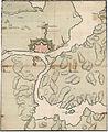 Smålenenes amt nr 50- Kart over Fæstningen Fredriksstads Værker og Omegn, 1750.jpg
