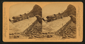Snow sheds, Union Pacific R.R. - Exterior, from Robert N. Dennis collection of stereoscopic views.png