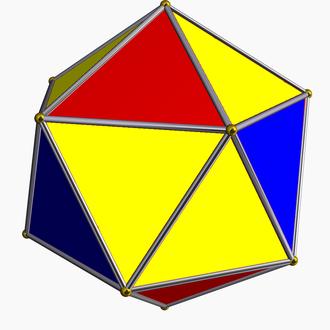 Snub polyhedron - Image: Snub tetrahedron