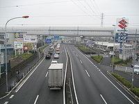 Soka bypass Soka-shi Saitama-ken 001.jpg