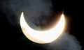 Solar eclipse of January 15, 2010 - seen from Batticaloa.JPG