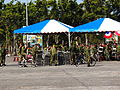 Soldiers Folded Chairs Waiting for Transport 20120211a.jpg