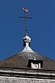 Sommet du clocher de l'église Saint-Jacques (Lisieux, Calvados, France).jpg