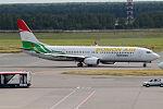 Somon Air, P4-SOM, Boeing 737-93Y ER (21373952631).jpg